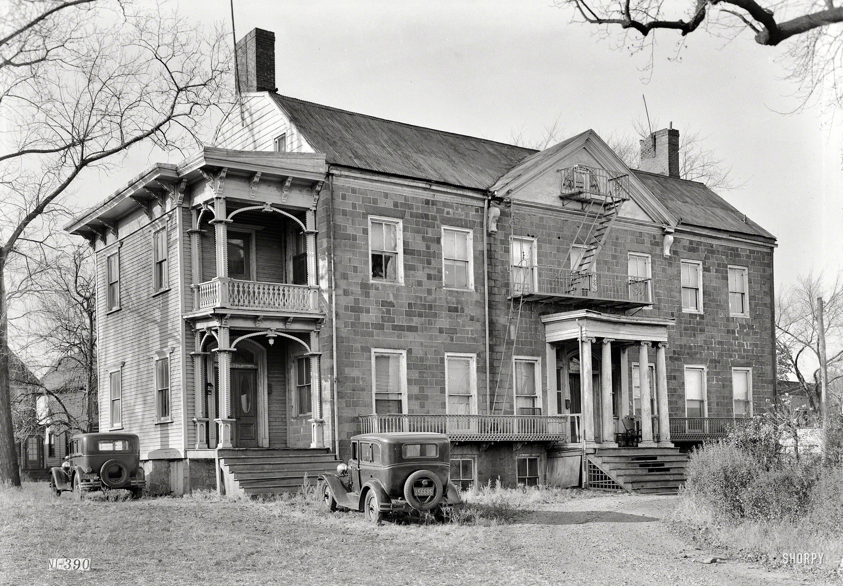 "nov. 4, 1937. ""general alexander macomb house, 125 main street"