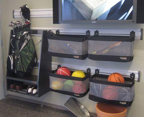 Pin On Golf Clubs Storage, Golf Club Storage Garage