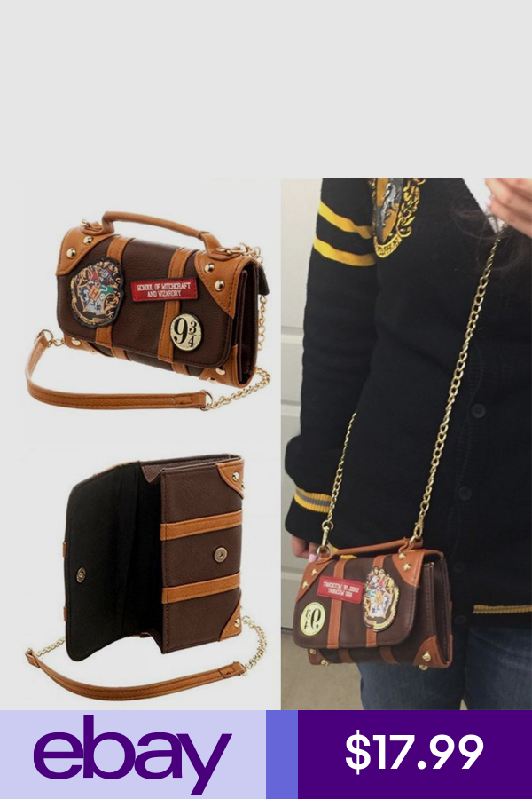 Harry Potter Collectibles Ebay Harry Potter Bag Harry Potter Handbags