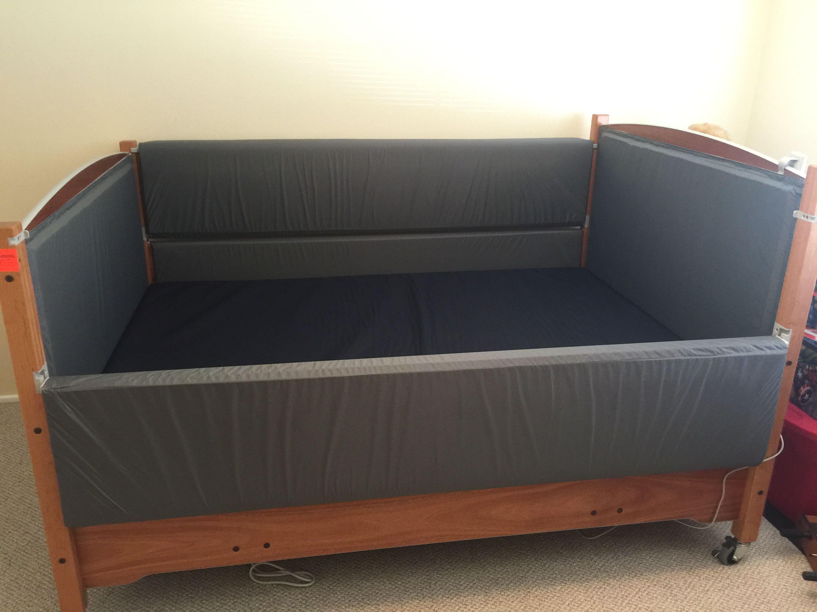 Sleep Safe Bed Ii Sleep Safe Bed Bed Storage Bench