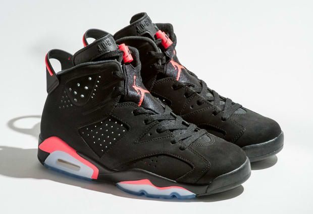 hot sale online 6d8e2 d52b8 The Air Jordan 6 Infrared May Be Returning in 2019 With Nike Air Branding