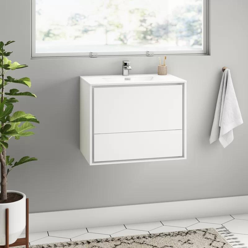 27++ All modern bathroom cabinets custom
