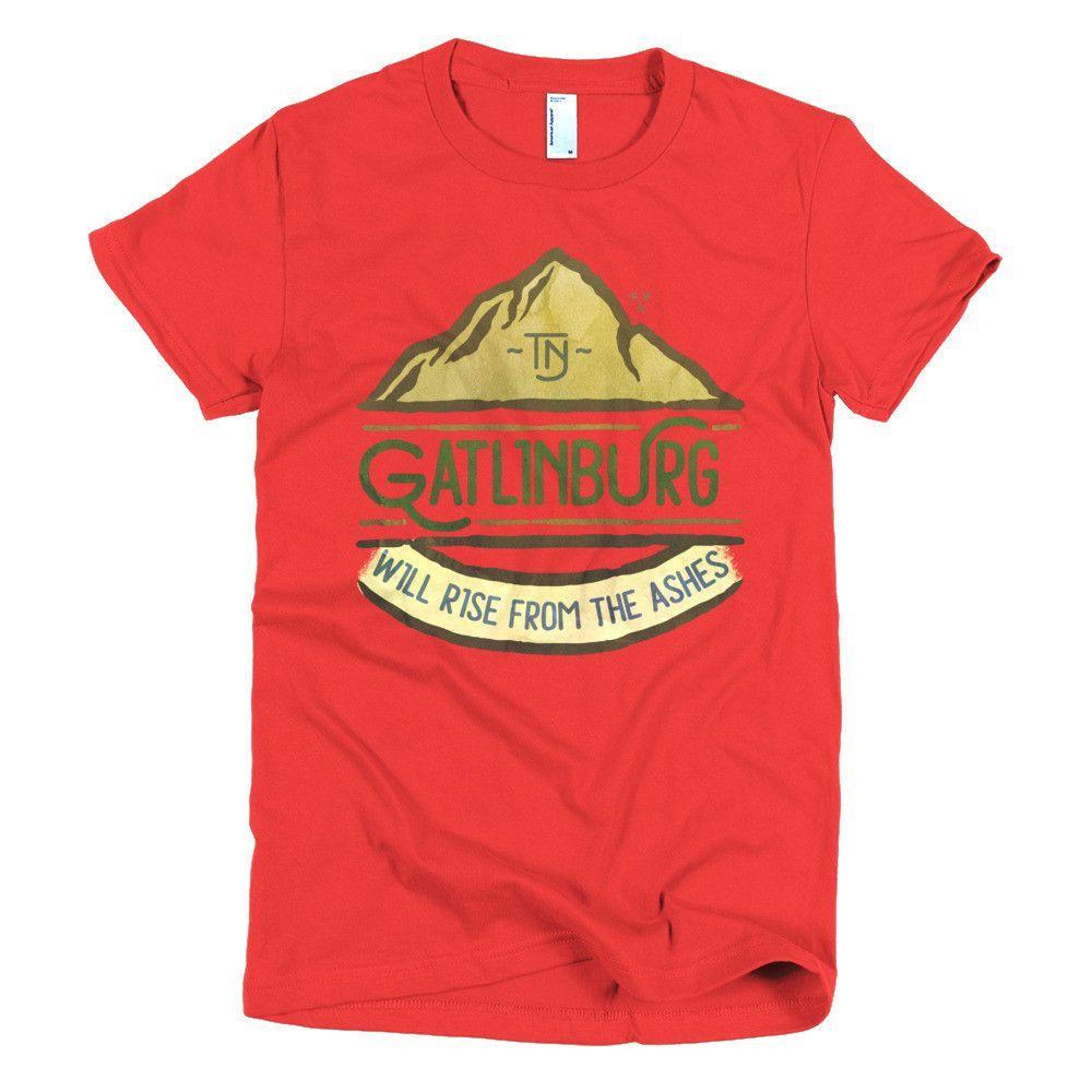 Hair amp nail choices aiibeauty - Gatlinburg Will Rise Short Sleeve Women S T Shirt