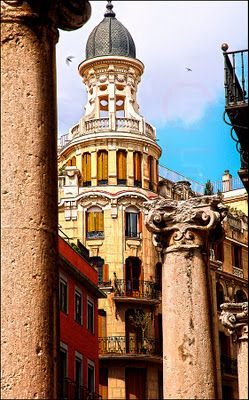 Plaza Del Rey Madrid Spain Madrid España Comunidad De Madrid España