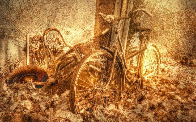 La bicicletta (racconto di Luciano Duro)