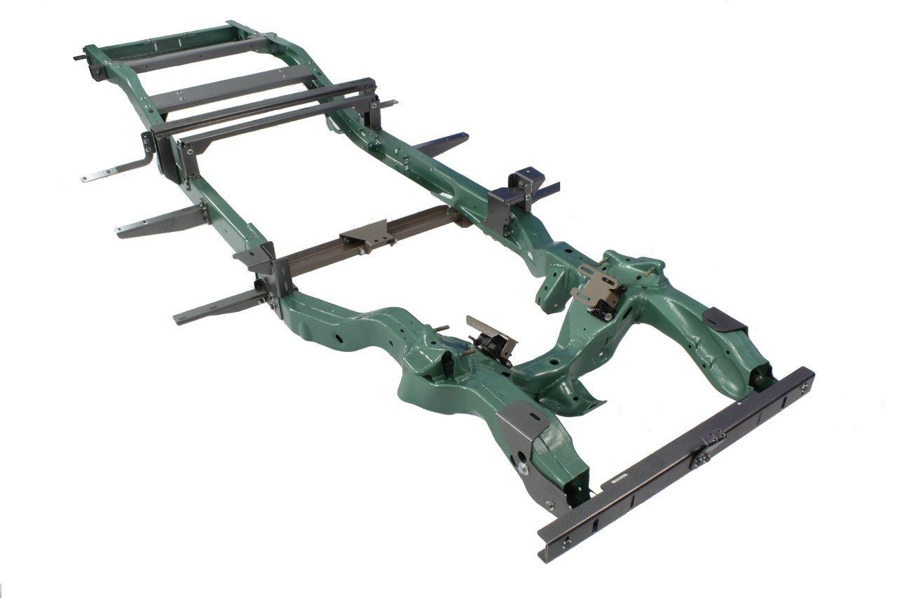 S-10 Frame Wheelbase Extension Kit For S-10 / S-15 Frames | S10 ...