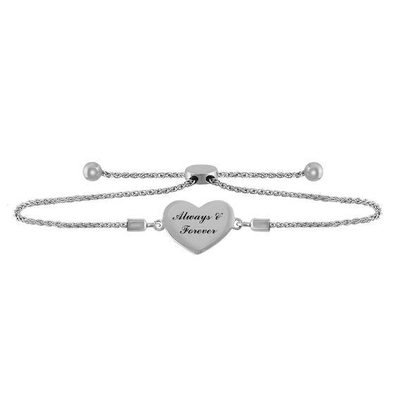 Heart Bolo Bracelet Kay Jewelers Jewelry Bracelets