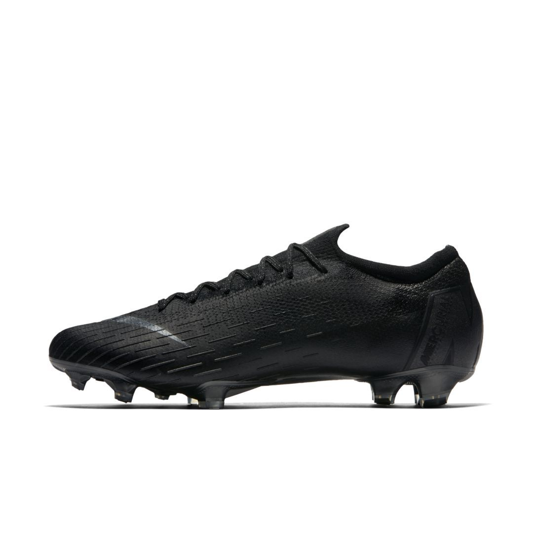 5291c4004 Nike Mercurial Vapor 360 Elite Firm-Ground Soccer Cleat Size 13 (Black)