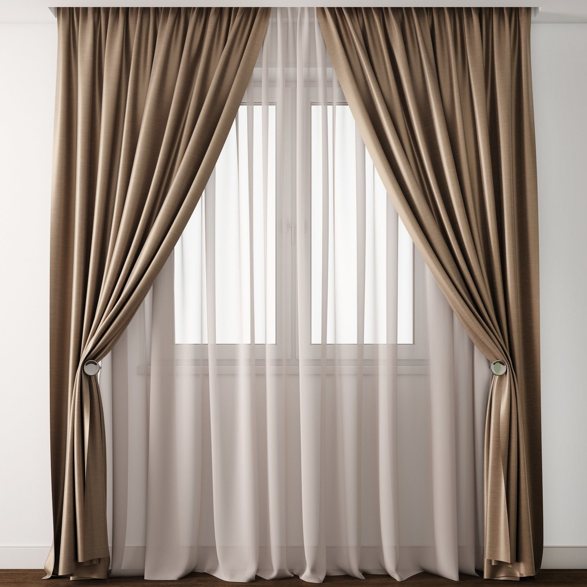 Curtain 9 3d Model Curtains Living Room Dining Room Curtains