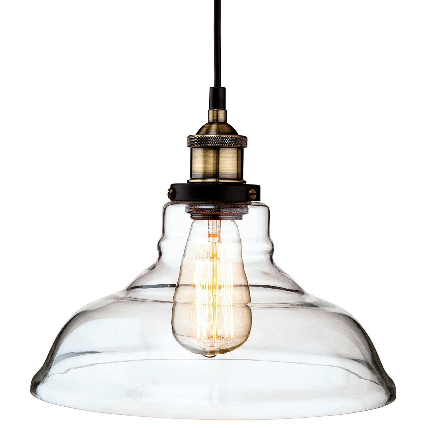 Lovely Bowl Pendant Light Fixture