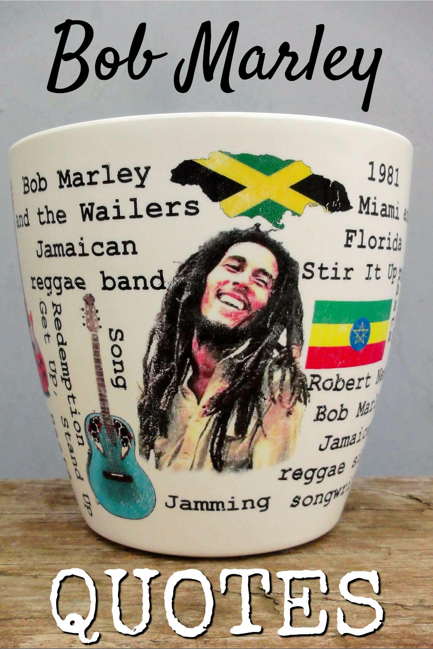 Rastafari Quotes from Bob Marley
