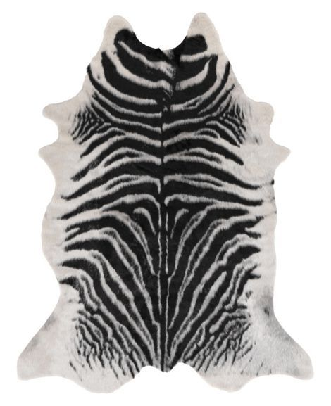 Ein Tierisch Toller Blickfang Fur Ihr Zuhause Teppich Im Zebra