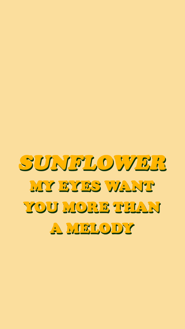 Sunflower Vol 6 Harry Styles In 2020 Harry Styles