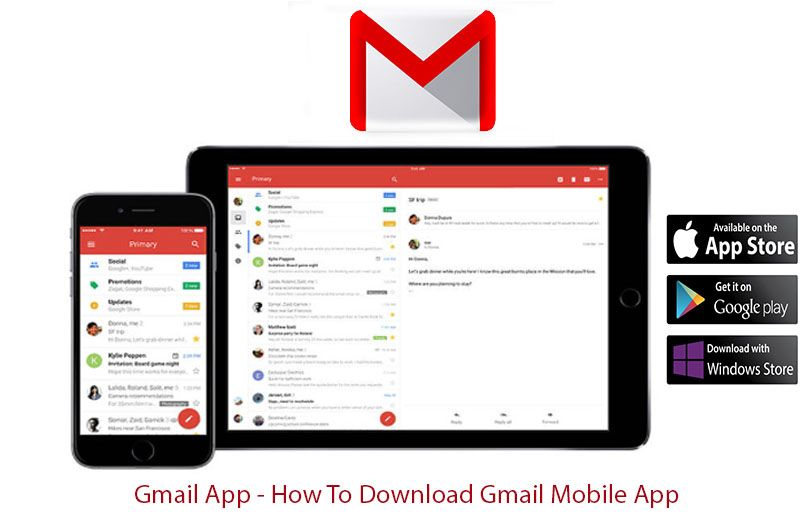 Gmail App Download Gmail Mobile App (With images