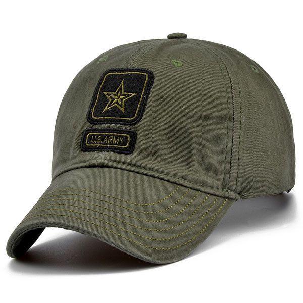 1acd3603aef U.S. Army Caps Men s Hunting Fishing Hat Outdoor Camo Baseball Hats  Adjustable