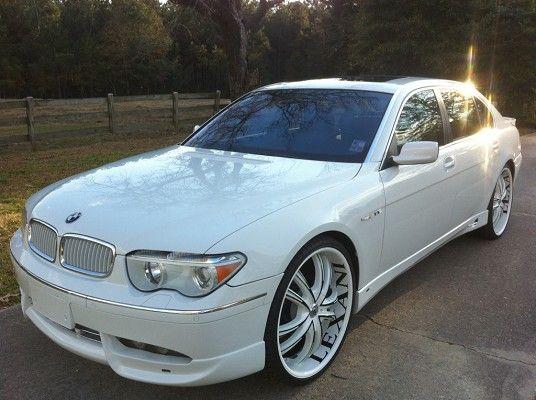 2003 BMW 745LI 29,500 100408132 Custom Luxury and