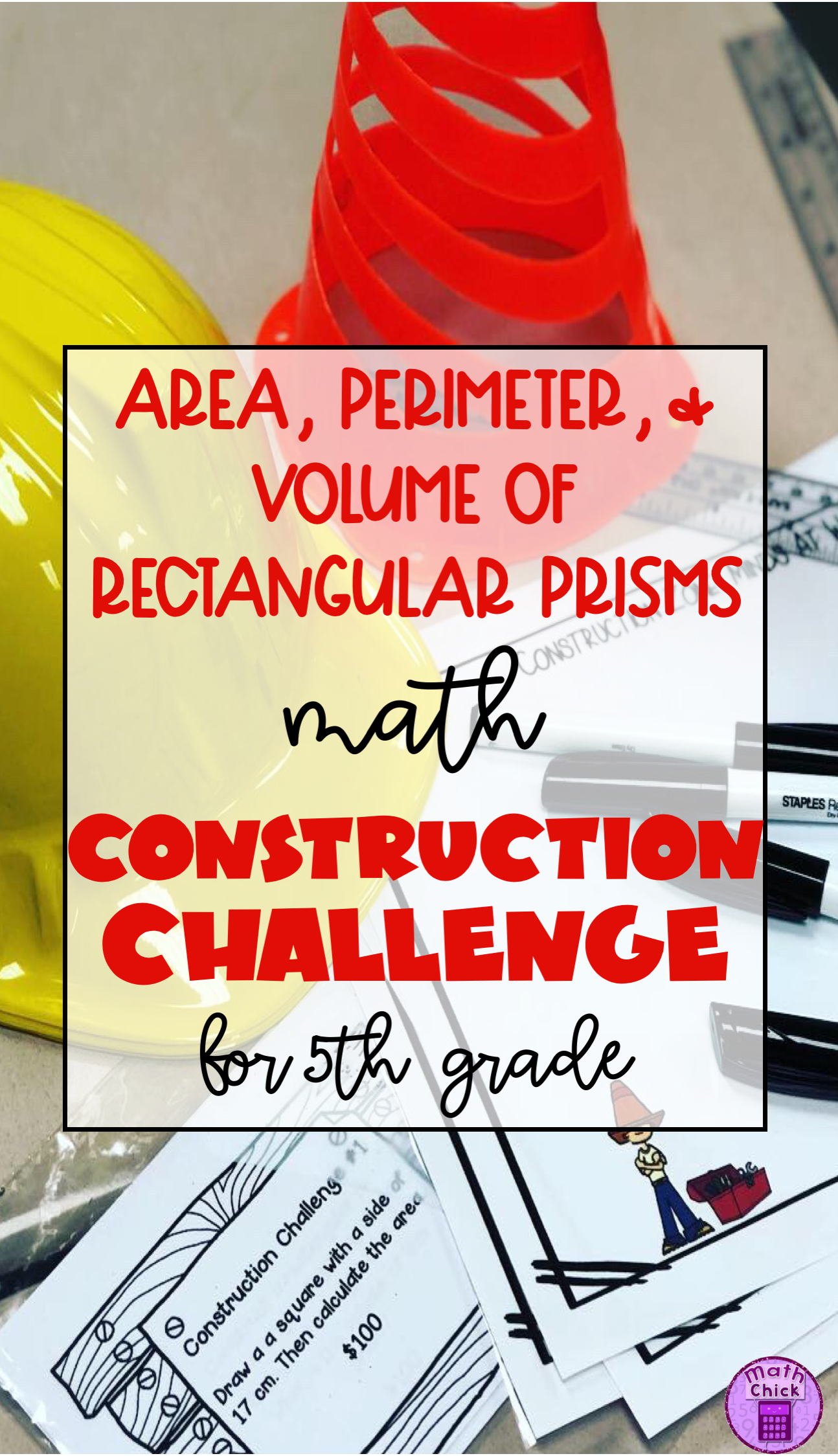 Looking For A Fun Way To Reinforce Area And Perimeter Of