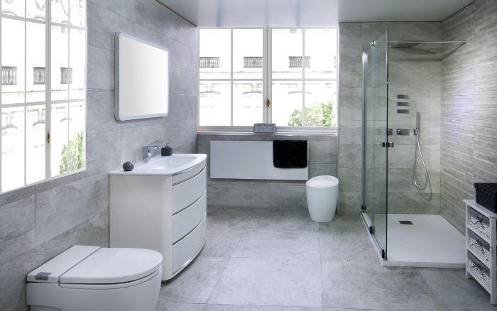 Nature | Cuarto de baño, Platos de ducha, Baños