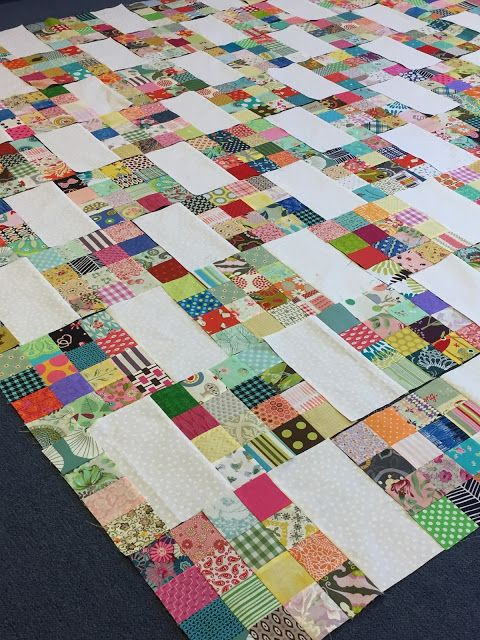 75 Easy Sewing Projects You Should Try Scrappy Quilt