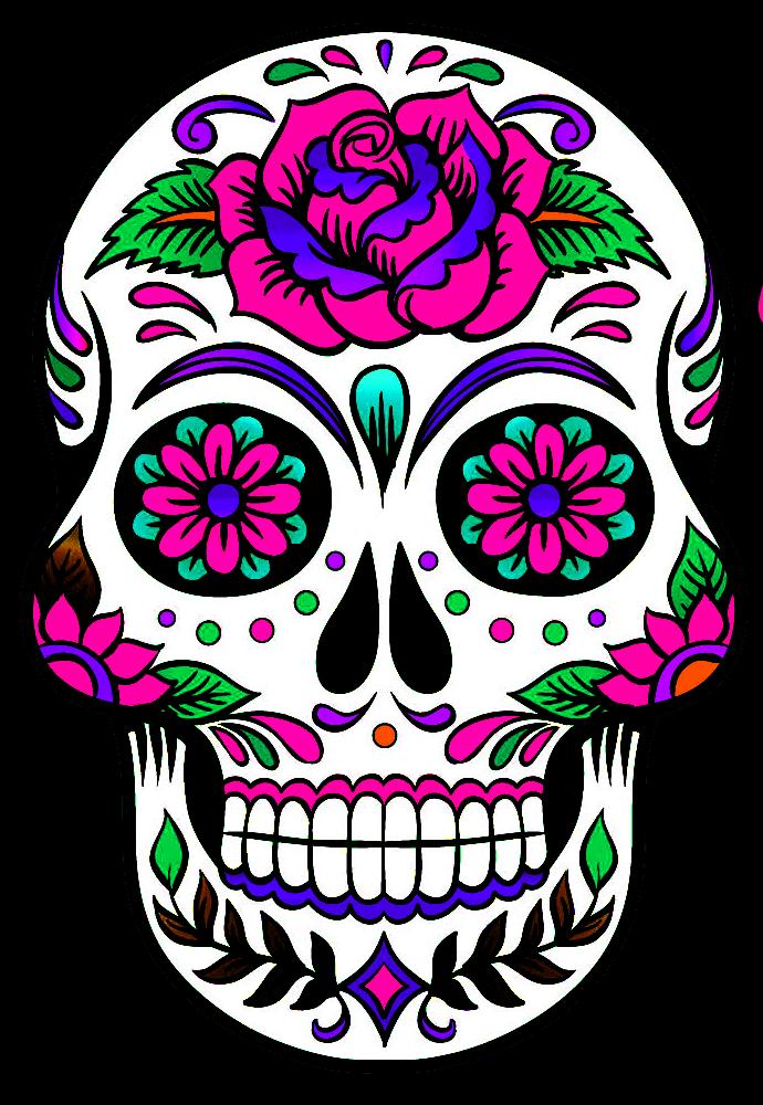 Pin De Maria Isabel Kuhn Bolanos En Screenshots Tatuajes De Calaveras Mexicanas Arte De Calavera De Alfenique Imagenes De Calaveras Mexicanas
