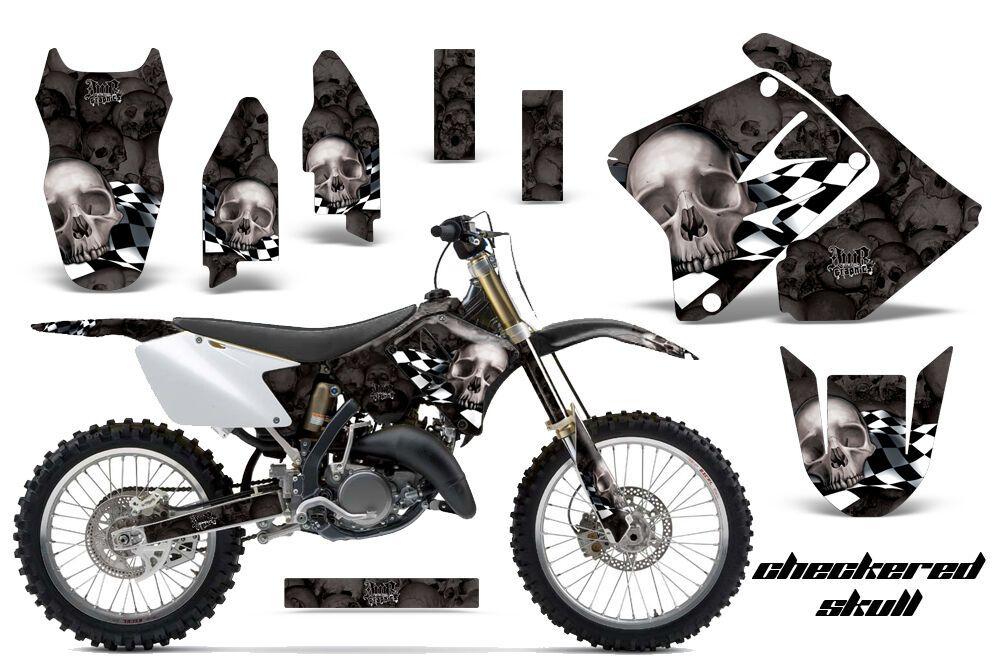Dirt Bike Kit Graphique DÃcalque Mx Enveloppe pour Suzuki