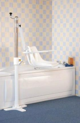 bathtub aids for handicapped | Lifts for Disabled People ...