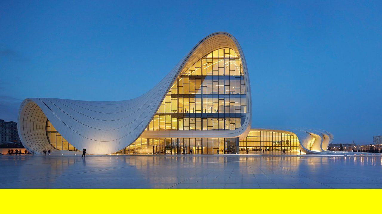 Zaha Hadid Heydar Aliyev Center Baku Azerbaijan On Vimeo Zaha Hadid Design Zaha Hadid Zaha Hadid Architects
