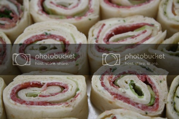 Hapjes gevulde wraps; tips en recepten - byMirandaa #wrapshapjes
