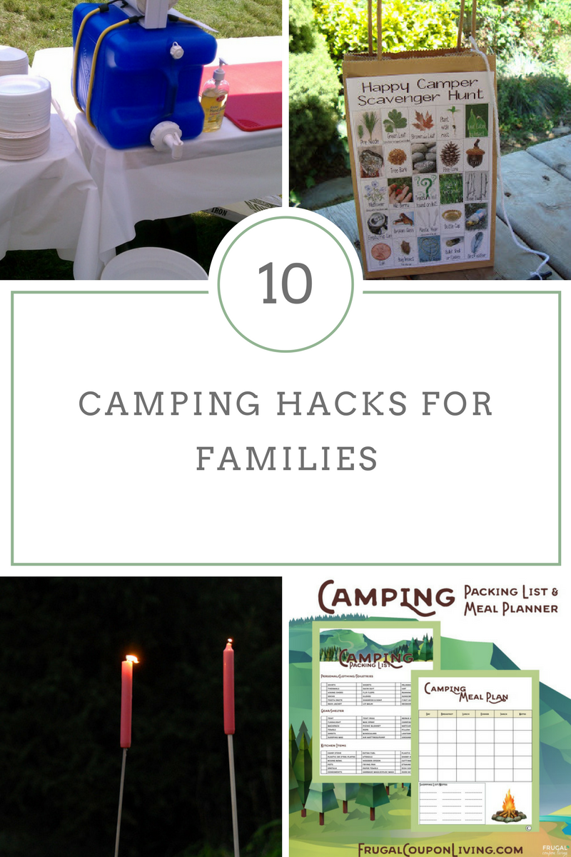 10 Camping Tips Hacks For Families