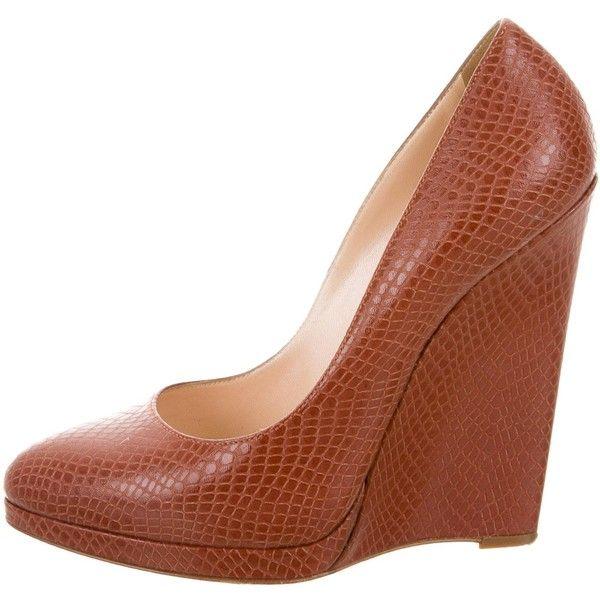 Pre-owned - Brown Heels Casadei 7SxBa3