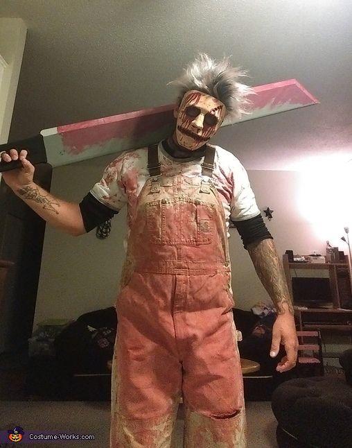 The Purge Slasher - Halloween Costume Contest at Costume