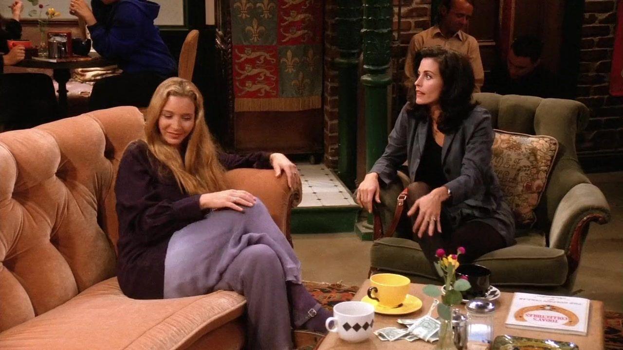 Recap of Friends Season 1 Episode 4 (S01E04) - 11 | Friends