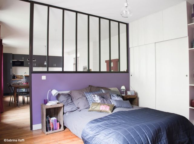 Deco Petit Appart Cloison | Front Entrance | Pinterest | Small Spaces,  Studio And Bedrooms