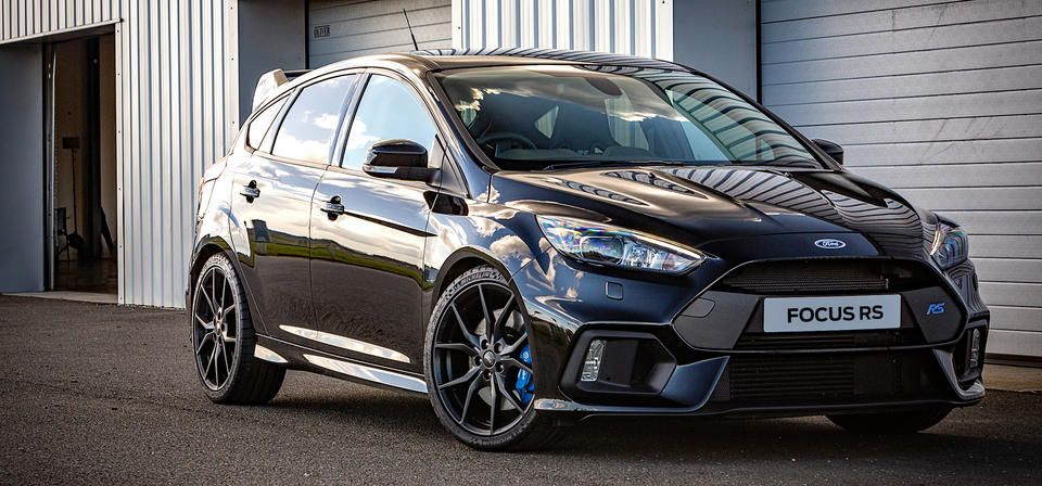 Ford Focus Rs Outdoors Front End Black Ford Motorsport Focus Rs