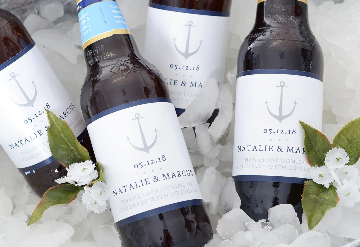The Best (Custom!) Beer Labels for Weddings | | WEDDING FAVORS ...