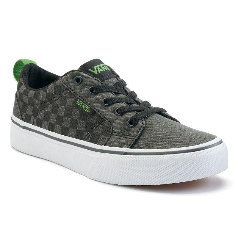 Vans Bishop Boys' Slip-On Skate Shoes