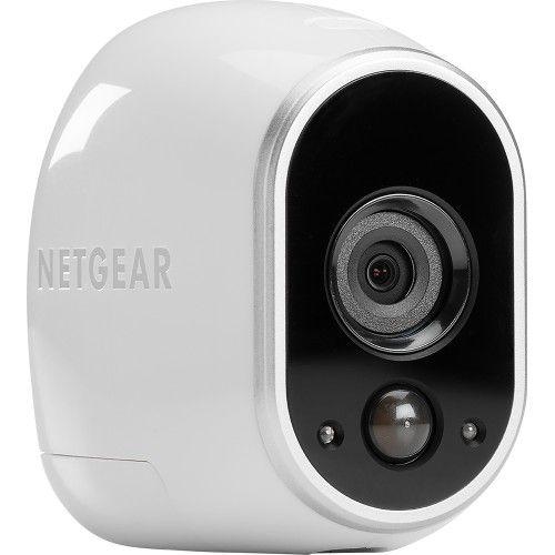 NETGEAR - Arlo Smart Home Indoor/Outdoor Wireless High