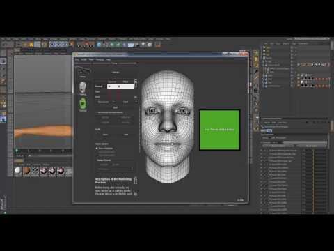 Multi App Workflows FaceShift & Cinema 4D Logiciel