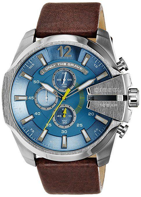5b782a2d3fbe Diesel Mega Chief - Reloj de pulsera
