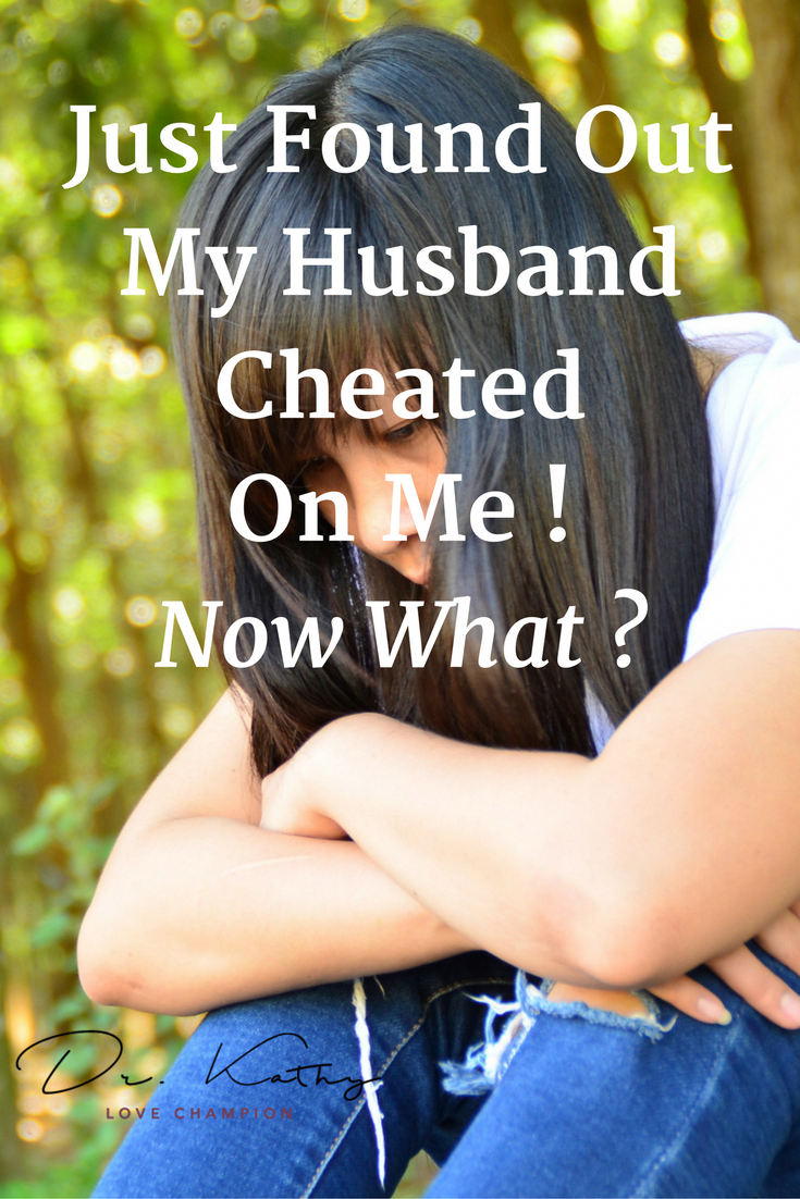 Marriage advice to help you cope after your spouse has cheated