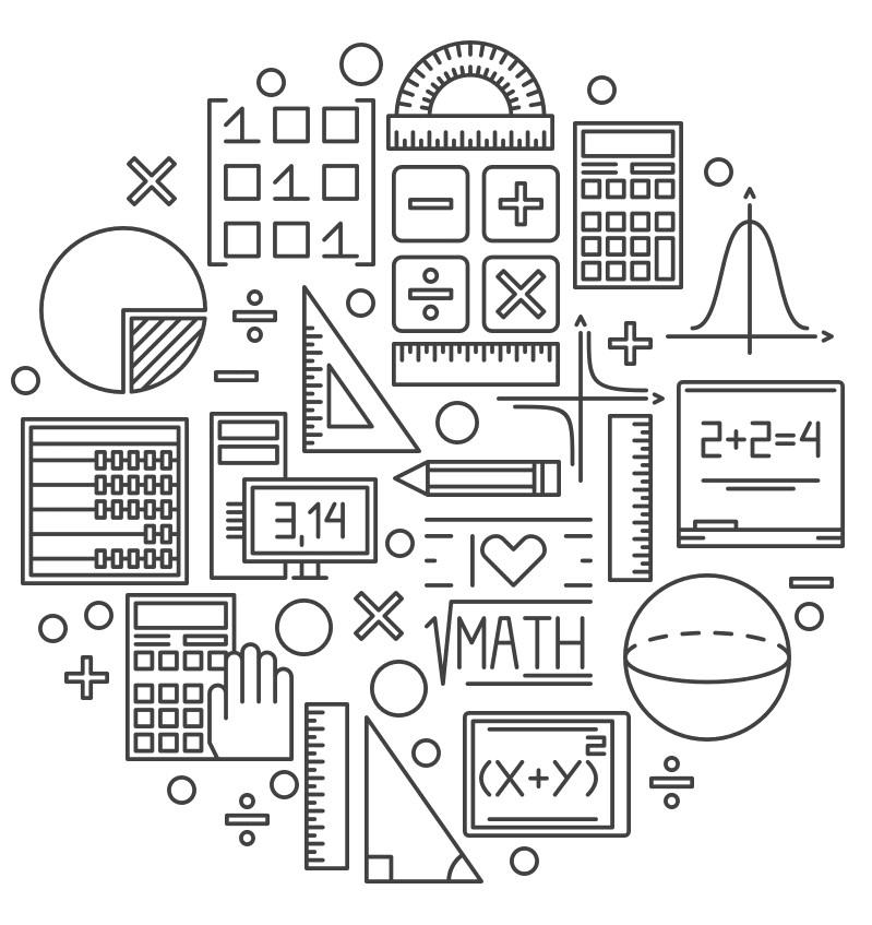 Help With Mathematics Probability Linear Algebra Trigonometry Stat Discrete By Dushk12 Portadas De Matematicas Caratulas De Matematicas Matematicas Tumblr