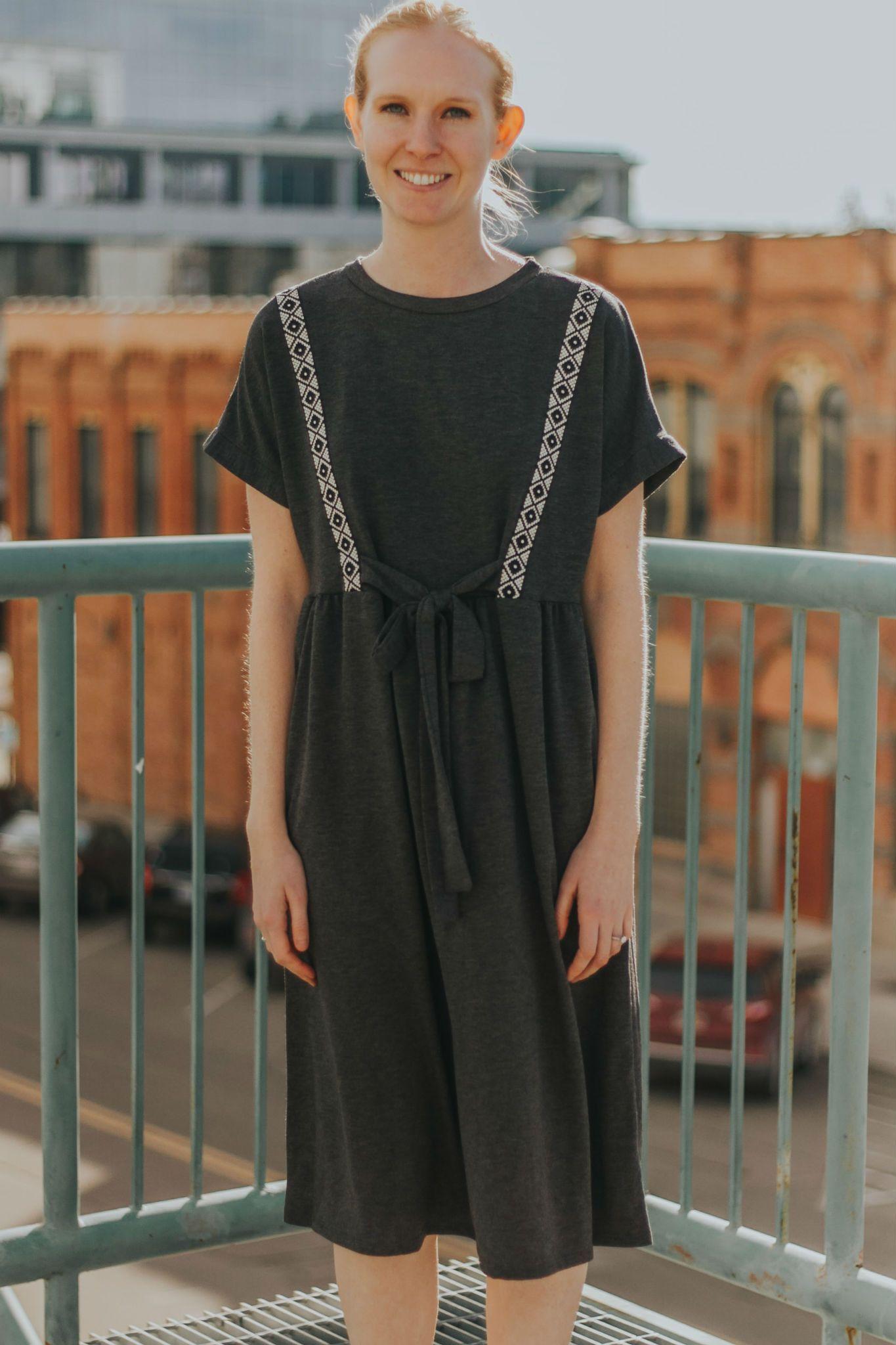 f0db5a97134 Toronto Embroidered Dress - CLEO MADISON