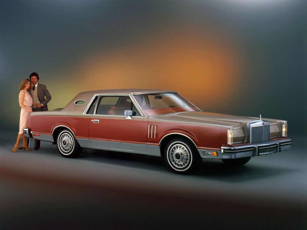 1980 lincoln continental mark vi givenchy edition coupe. Black Bedroom Furniture Sets. Home Design Ideas