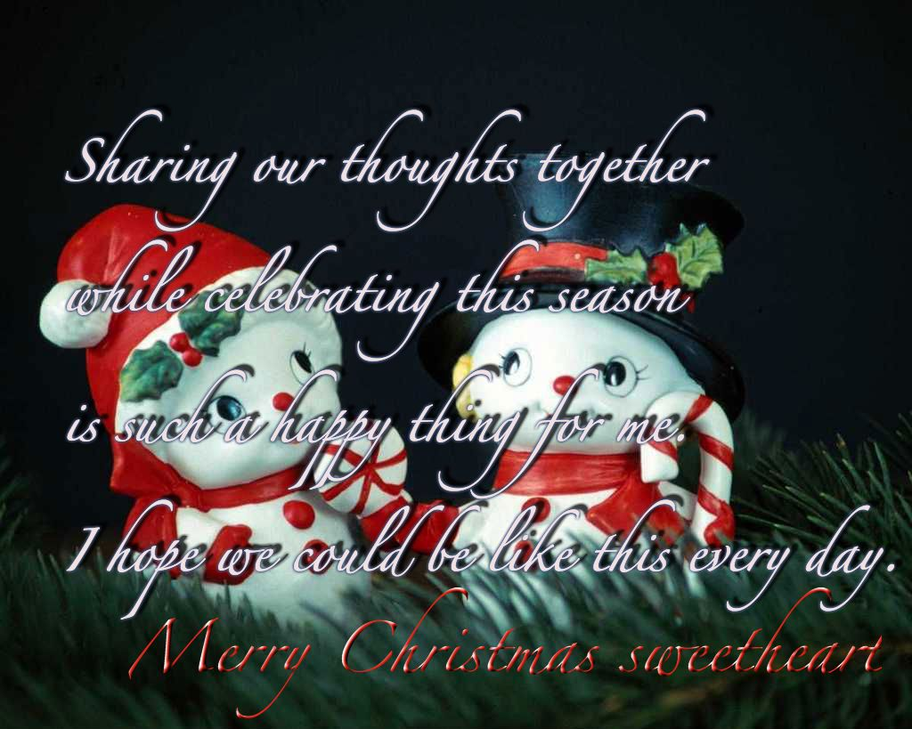 Christmas wishes for lover christmas pinterest christmas merry christmas quotes for girlfriend 2016 kristyandbryce Gallery