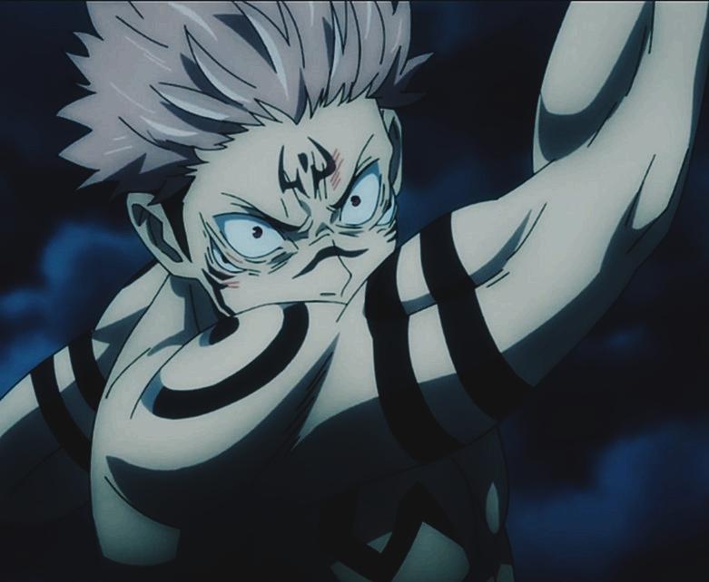 Sukuna Jujutsu Kaisen Anime Jujutsu Art