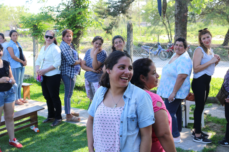 Taller de Mujeres protagonistas - Monteagudo, Tucumán