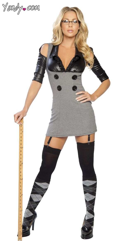 miss naughty principal costume - Naughty Costumes For Halloween