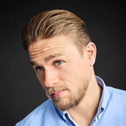 Jax Teller Haircut Slicked Back New Haircut In 2020 Jax Teller Haircut Slicked Back Hair Short Taper Haircut