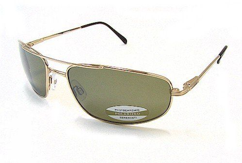 1947d7524fd0 Serengeti Velocity 7289 Sunglasses Gold Polarized Shades Serengeti. $139.95