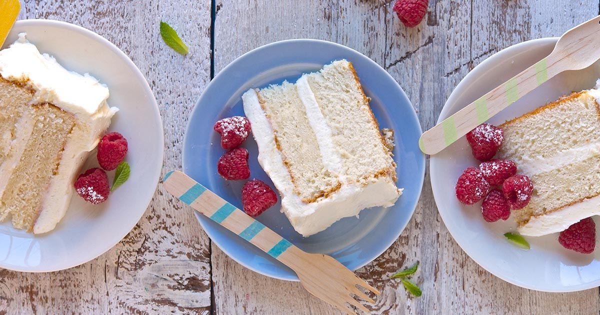 Wedding Cake Recipe King Arthur Flour: Tender White Cake